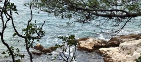 Građevinsko zemljište uz more, predivan pogled