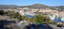 Trogir-Marina, prodaje se građevinsko zemljište sa otvorenim pogledom na more!