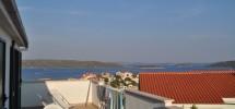 Trogir, Sevid kuća sa prekrasnim pogledom, 100 m od mora