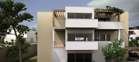 Vodice, apartmani u novogradnji
