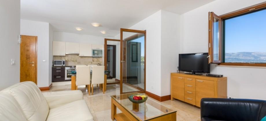 Predivni jednosobni apartmani Čiovo